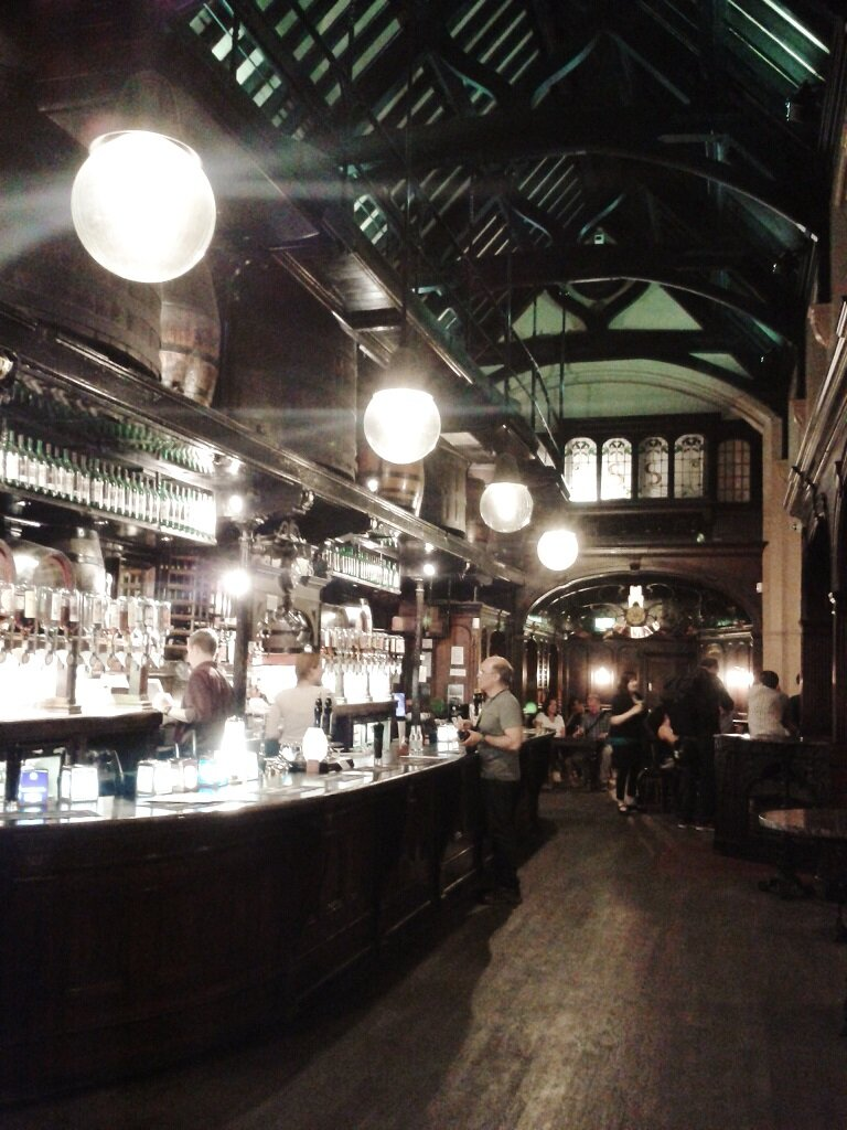Cittie of Yorke Pub - Mapa de Londres