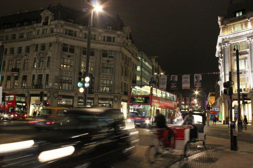 Fotos: Gustavo Heldt, Mapa de Londres