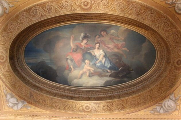 Palácio de Kensington - Mapa de Londres