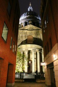 St Paul's Cathedral. Foto: Mapa de Londres