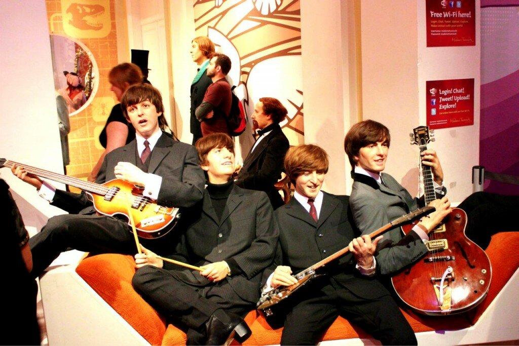 Museu de Cera Madame Tussauds: tudo começou em Londres