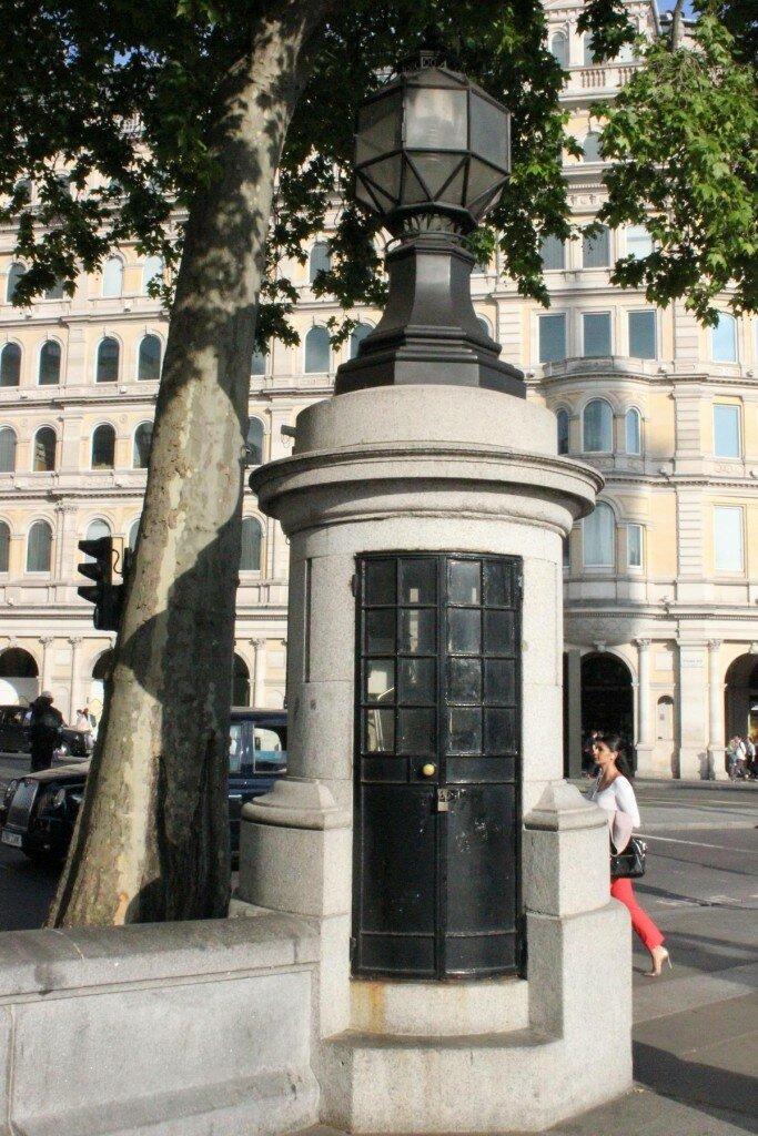 Trafalgar Square e National Gallery