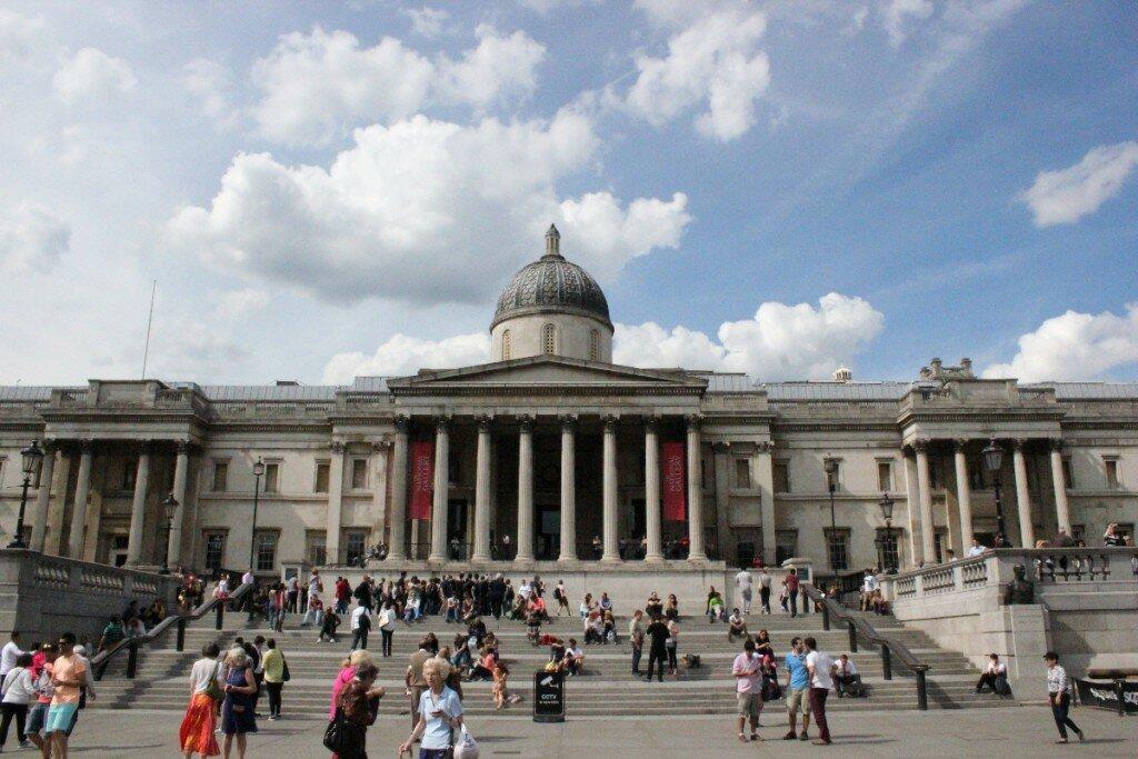 National Gallery abriga algumas das mais belas pinturas da história da arte