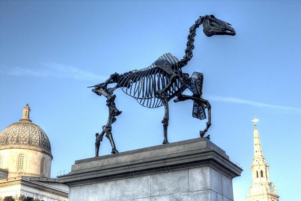 Gift Horse by Hans Haacke. Foto: Prioryman, CC SA 4.0