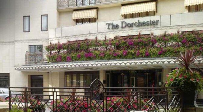 The Dorchester, o hotel da Seleção Brasileira em Londres
