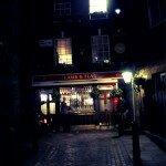 Lamb & Flag - Mapa de Londres