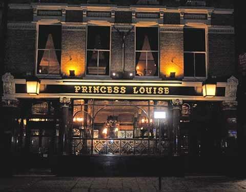 Princess Louise Pub Princess-louise