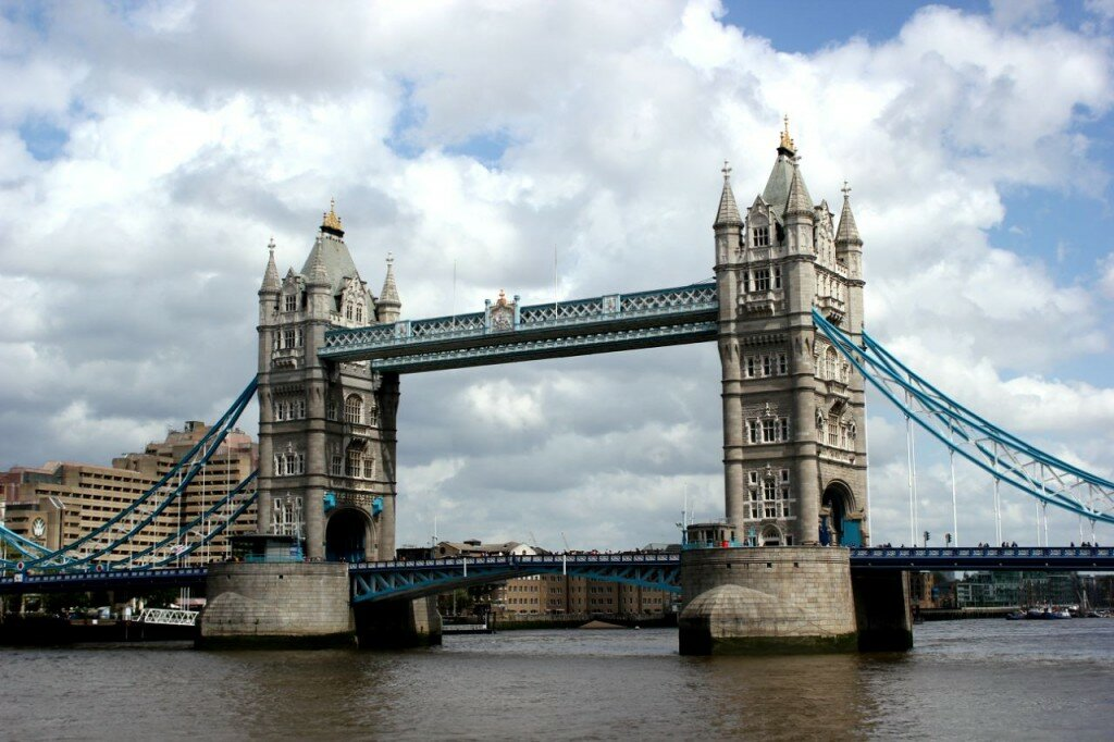 Tower Bridge. Foto: Mapa de Londres