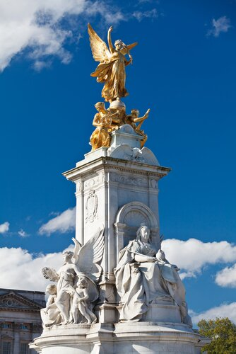 Victoria Memorial. Foto: Shutterstock