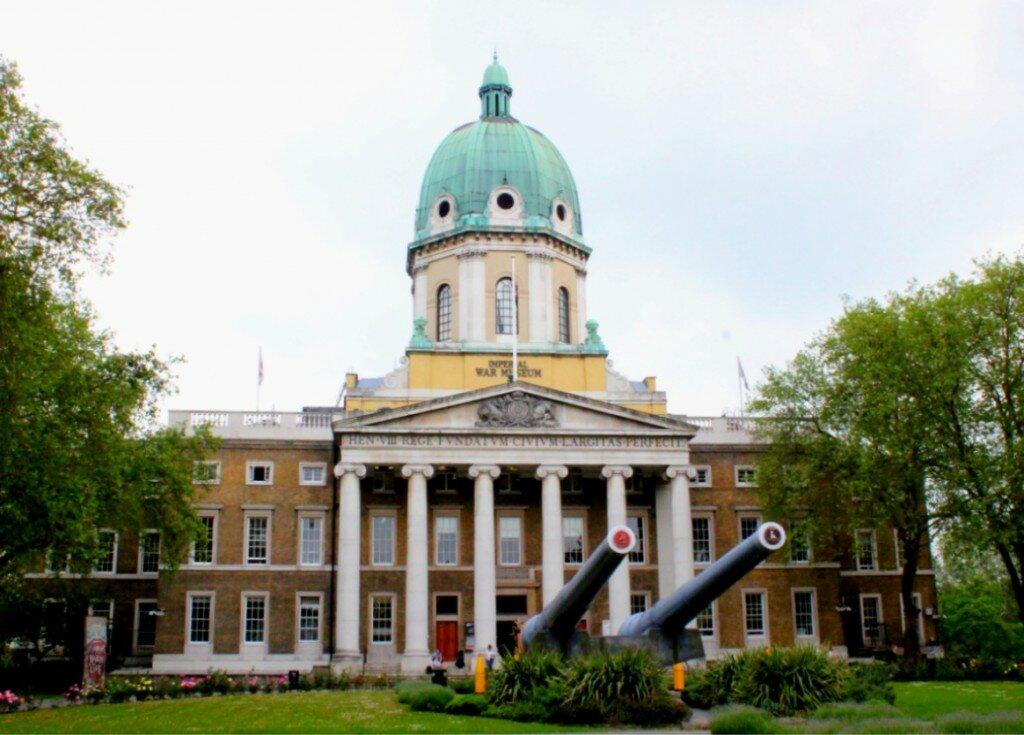 Imperial War Museum. Foto: Mapa de Londres