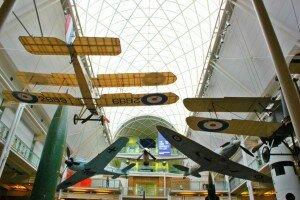 Imperial War Museum em Londres.