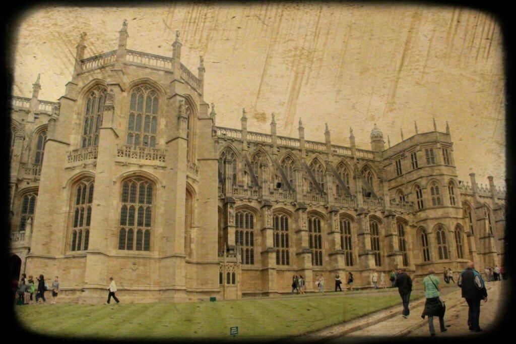 Ordem de Garter é a maior honraria da monarquia. Foto: Mapa de Londres