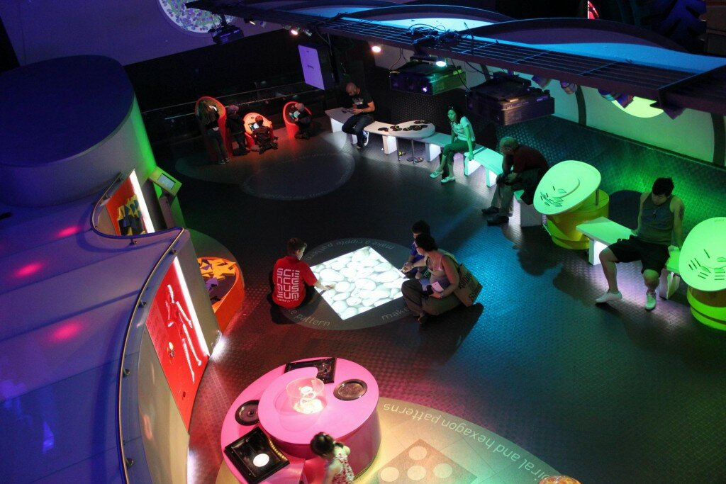 Science Museum - Mapa de Londres