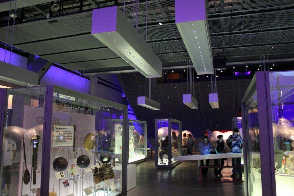 Science Museum - Mapa de Londres