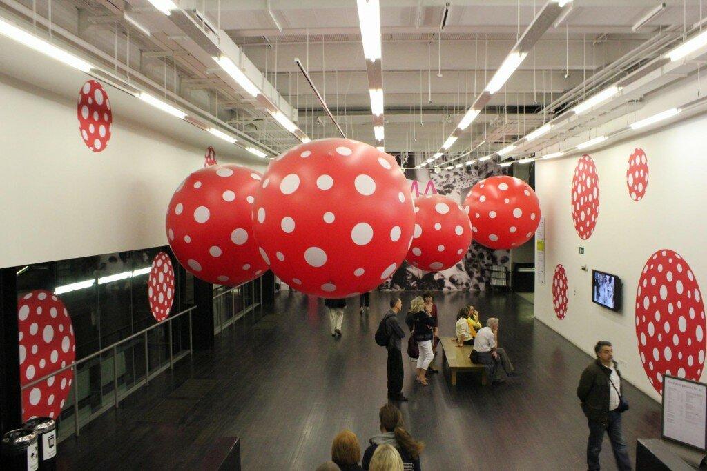 Clique para conhecer a Tate Modern. Foto: Mapa de Londres