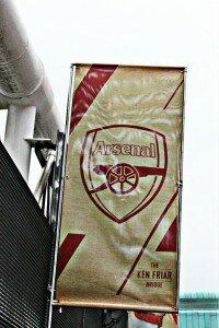 Emirates Stadium em Londres