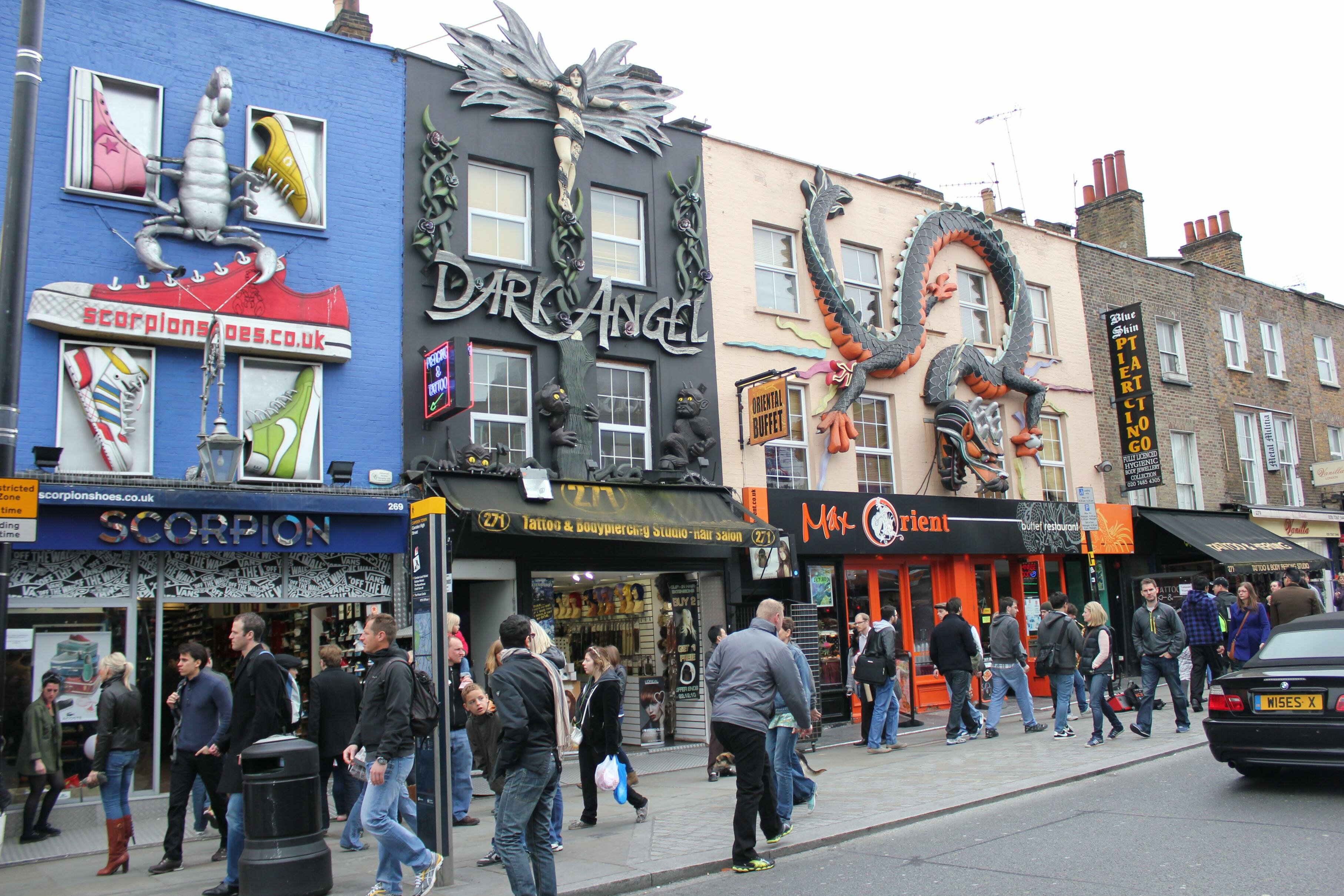 Camden Town Related Keywords & Suggestions - Camden Town Long Tail ... Camden