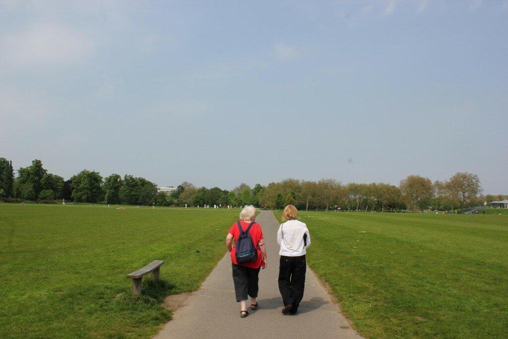 Que tal um passeio no Regent's Park?