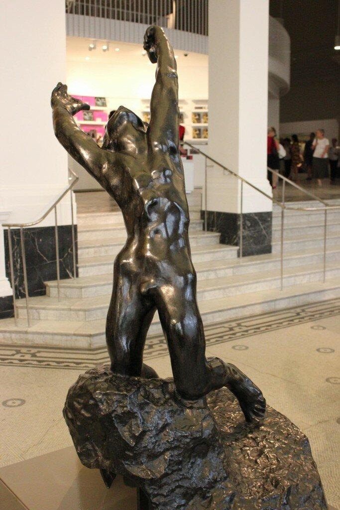 O Filho Pródigo (1885-1887, Auguste Rodin)