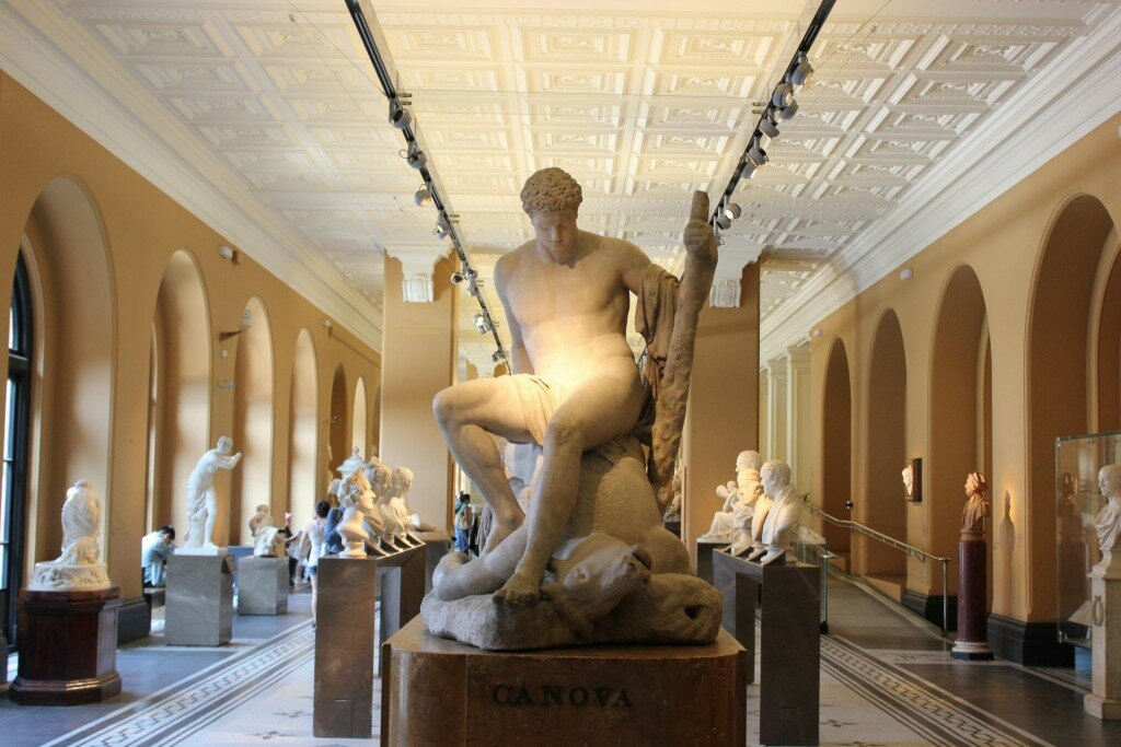 Sala de esculturas