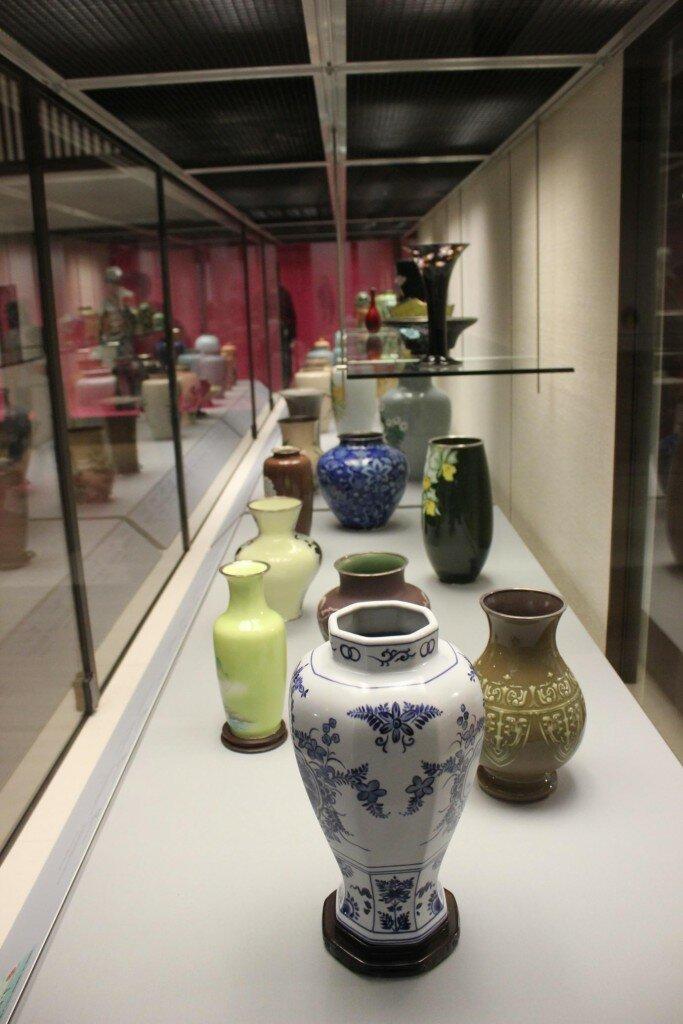 Cerâmicas asiáticas têm grande destaque