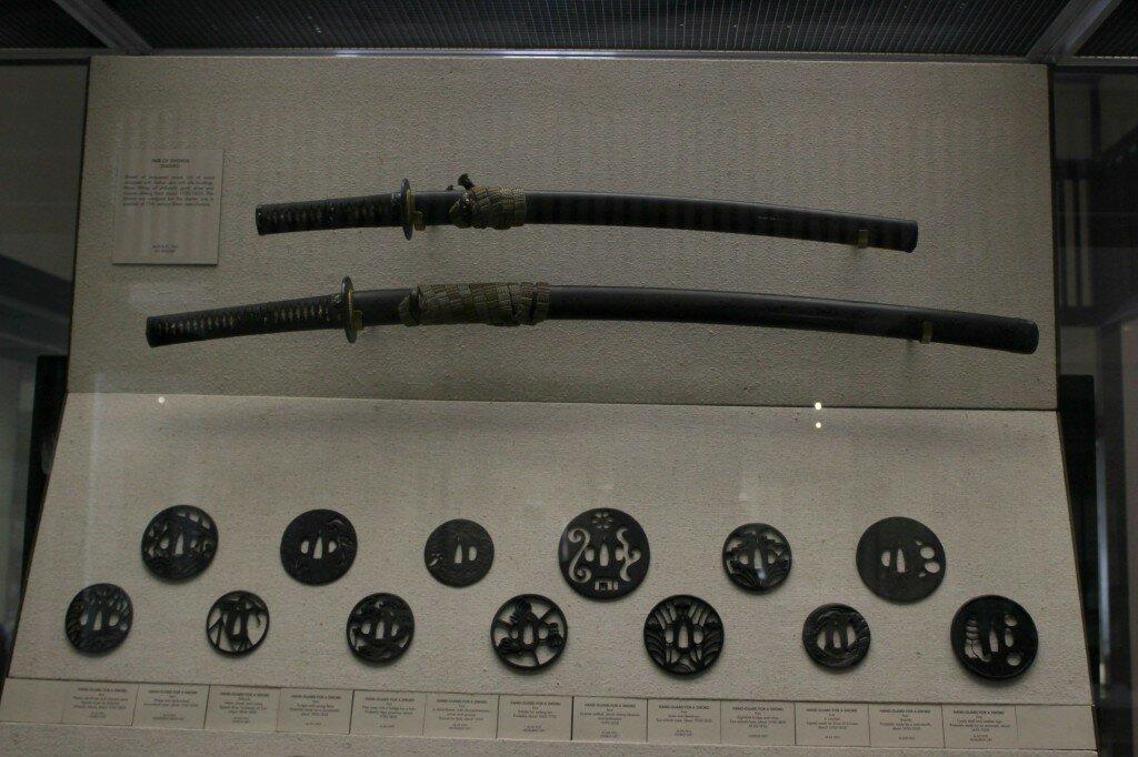 Par de espadas (Daisho, 1780-1850)