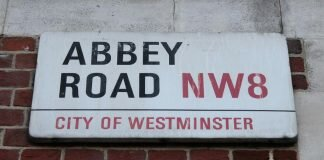Abbey Road em Londres