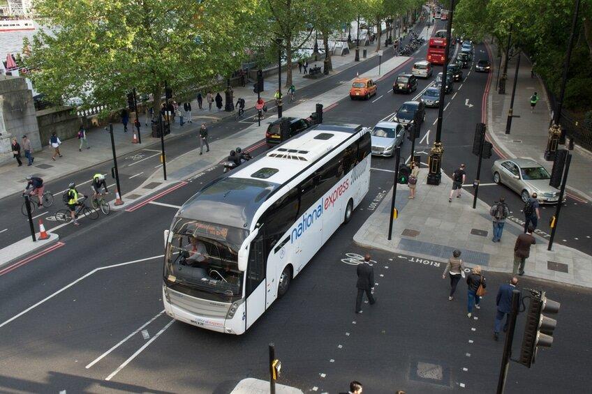 National Express em Londres
