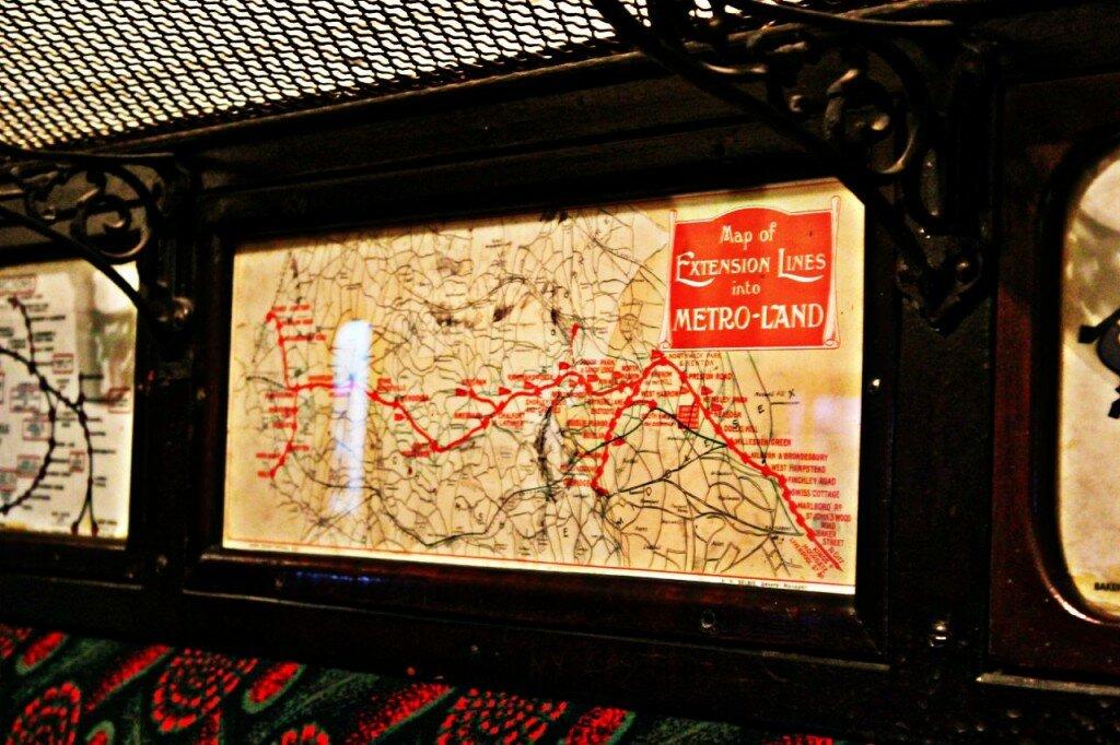 Museu do Transporte de Londres - Foto Vincent Travi