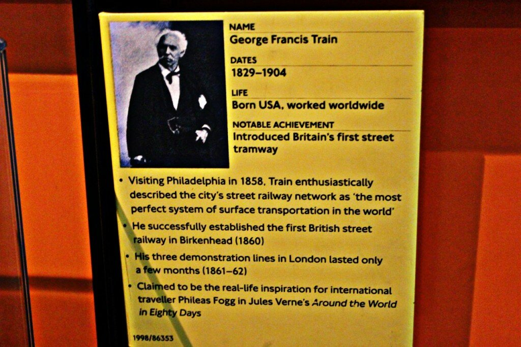 Museu do Transporte de Londres - Foto Vincent Travi