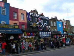 Londres é um parque de diversões: tem até roda-gigante