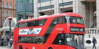 Novo Routemaster em Londres
