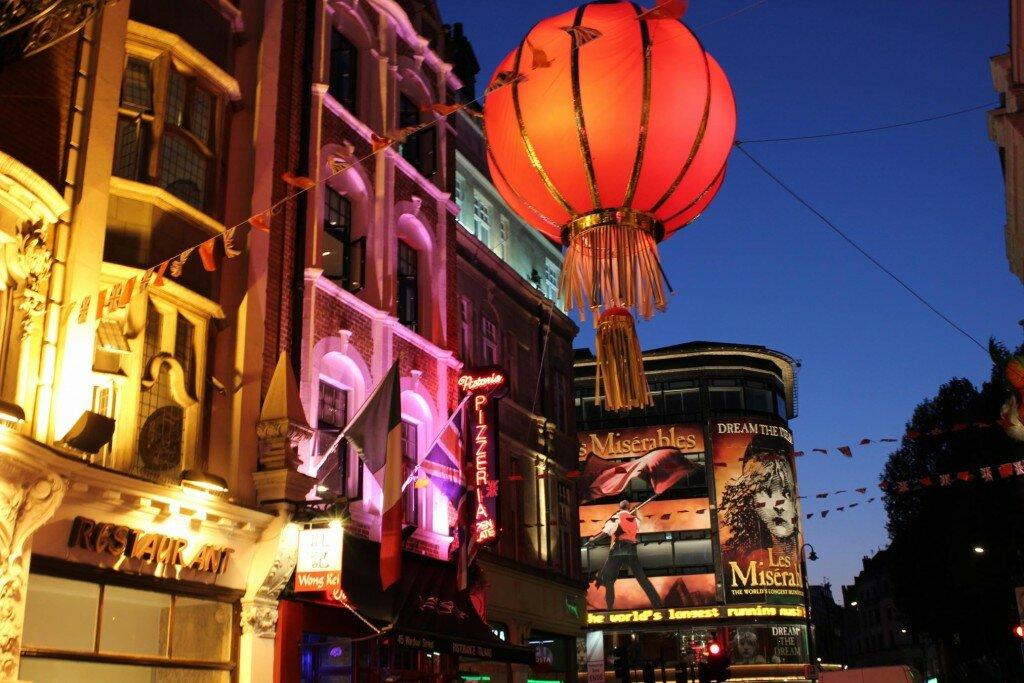 Cultura e costumes da Chinatown ganham destaque no Ano Novo Chinês. Foto: Mapa de Londres