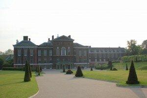Palácio de Kenington. Foto: Mapa de Londres