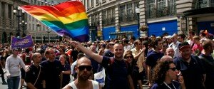 Parada Gay de Londres 2011