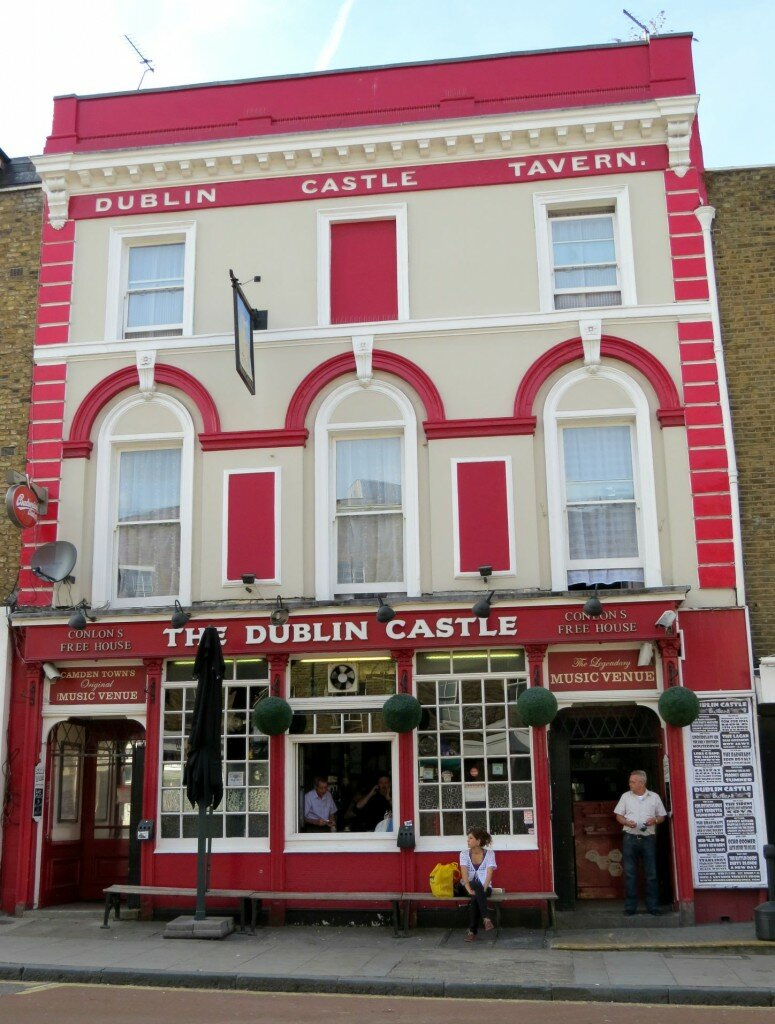 londres dublin castle: