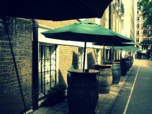 Foto: Kamilla Fernandes, Mapa de Londres