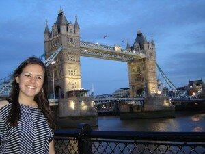Minha Londres: Michele Meller