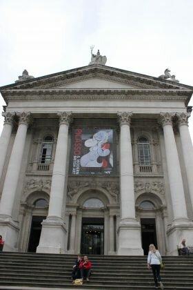 Tate Britain, arte britânica à mostra