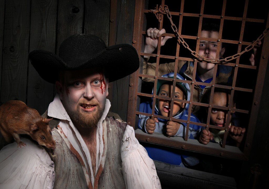 London Dungeon x London Bridge Experience