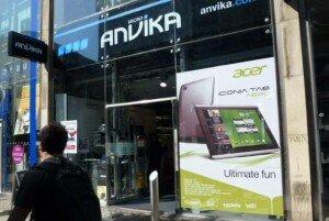 Onde comprar laptops e câmeras em Londres