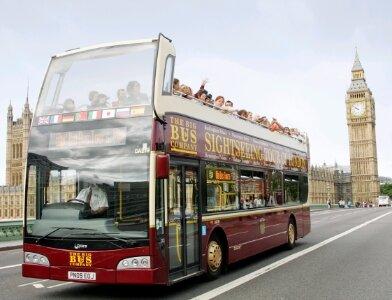 Vale a pena usar ônibus turísticos em Londres?