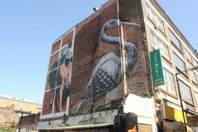 Brick Lane em Londres