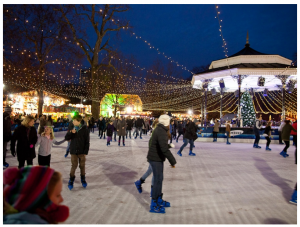 Foto: Hyde Park Winter Wonderland