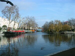 Fuga de Londres: Little Venice