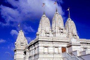 Mandir: cultura hinduísta em Londres