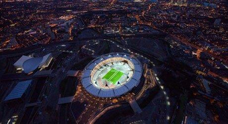 Falta um ano para as Olimpíadas de Londres