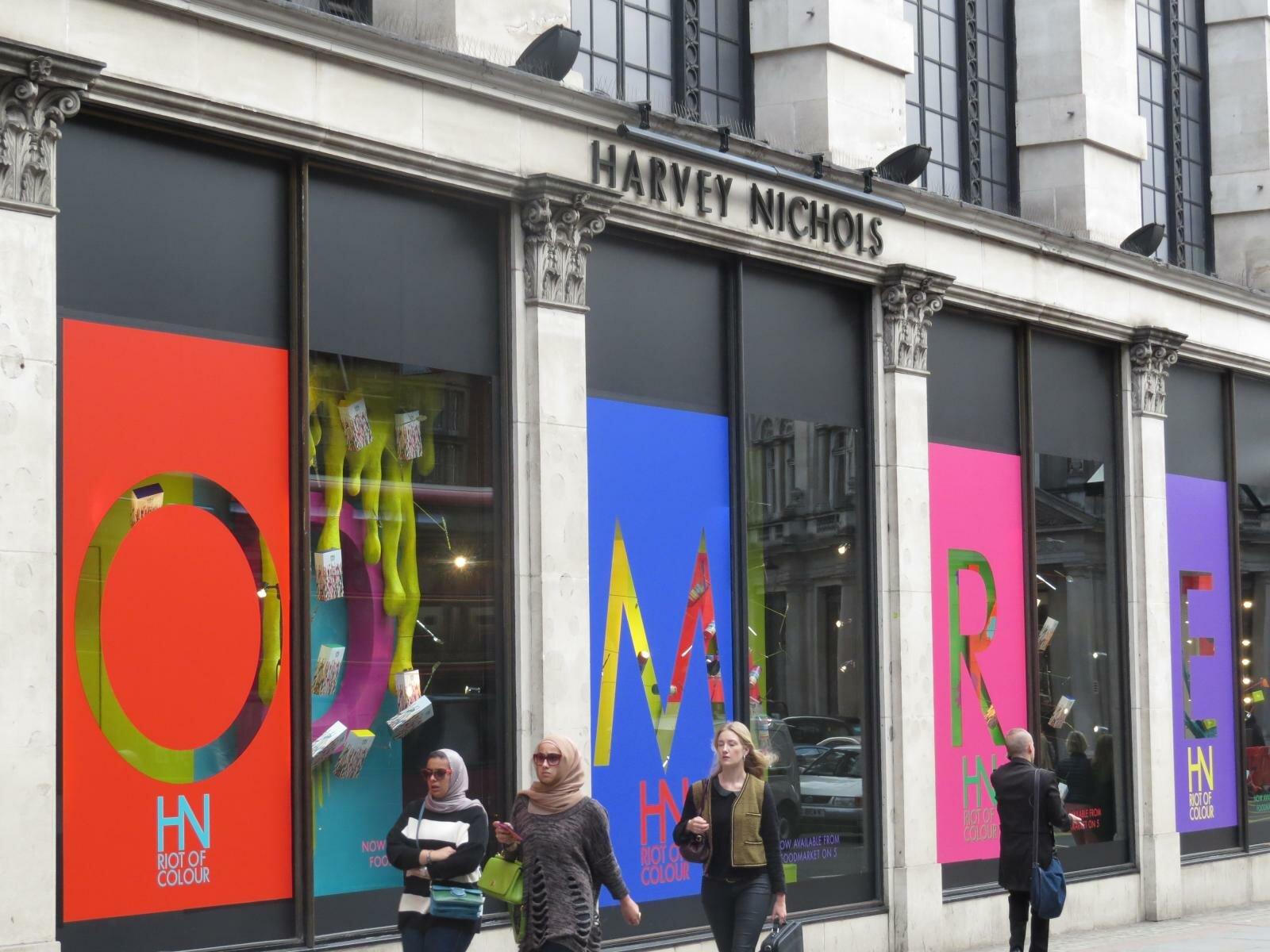 654f2866f Top 7 lojas de departamento em Londres