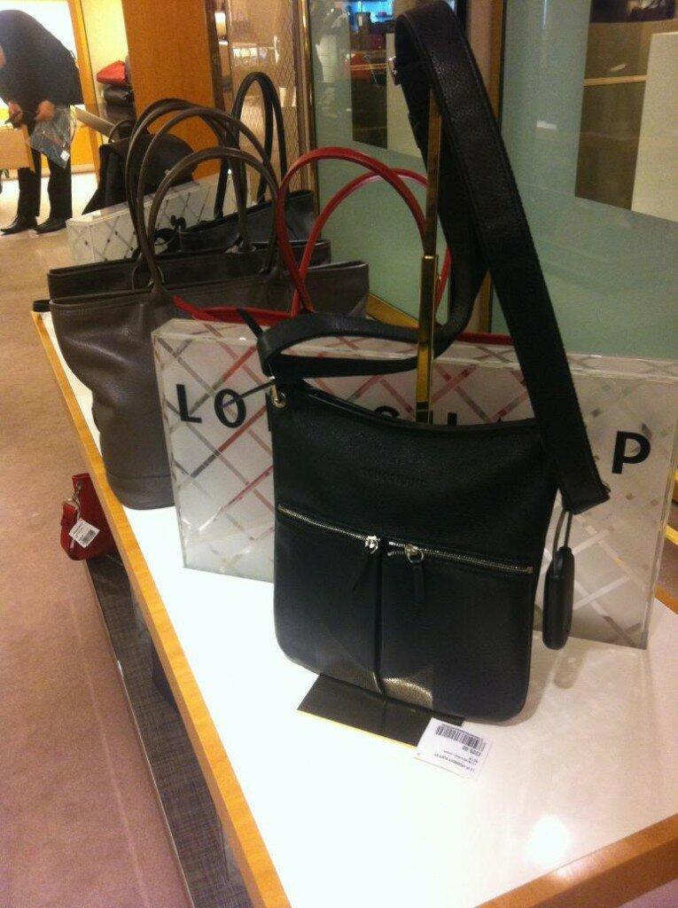 Bolsa Longchamp – £225