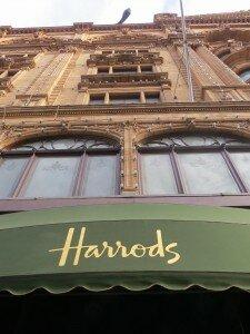 Harrods.